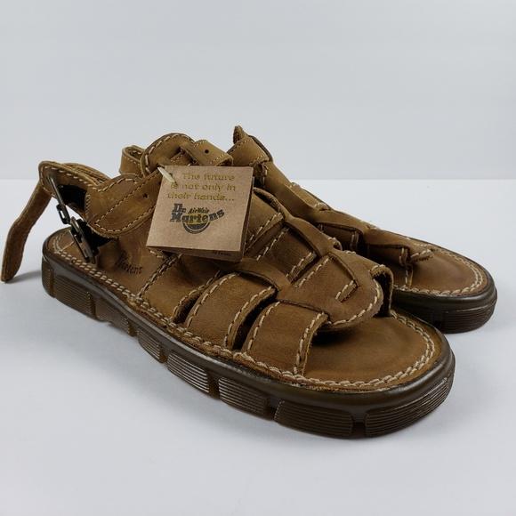 Dr. Martens Other - Dr. Marten JUNIORS sz 2 Air Wair fisherman sandals
